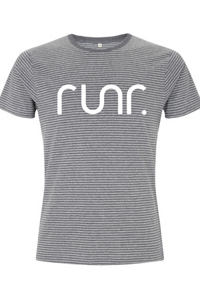 Men's Pinstripe Runr T-Shirt