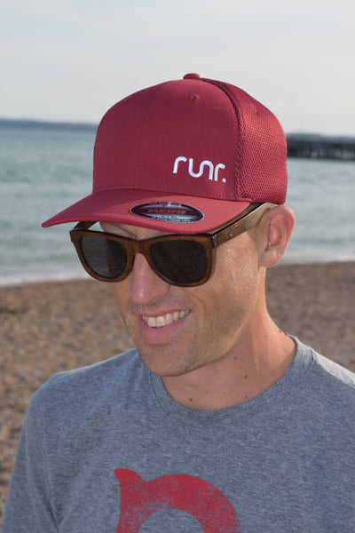 Runr Trucker Hat - Small Logo