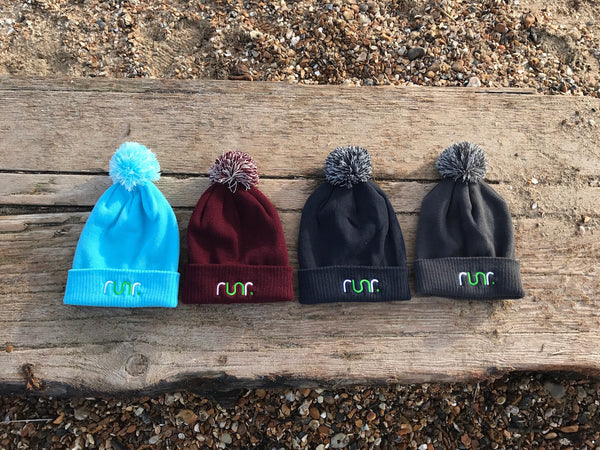 Original Runr Two-Tone Pom Pom