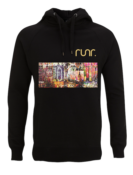 Women's Limited Edition City Series Runr Hoodies