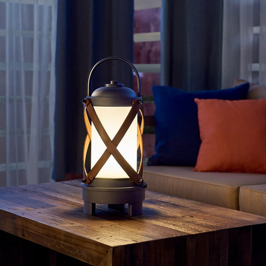 K/49239BKTLED - LED Lantern w/bluetooth