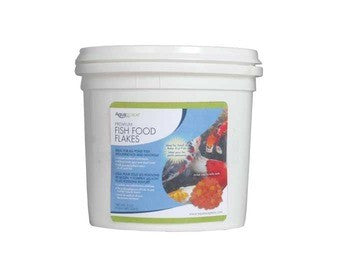 Premium Fish Food Flakes 200g/7oz