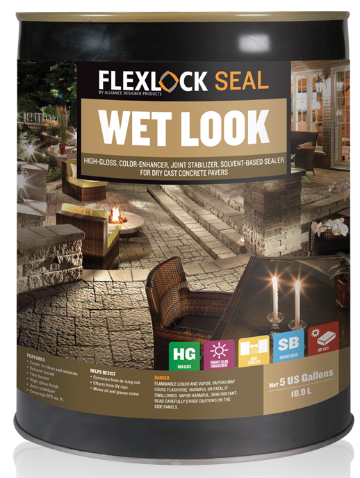 Flexlock Seal - Wet Look