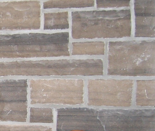 Brown Limestone Ledgerock