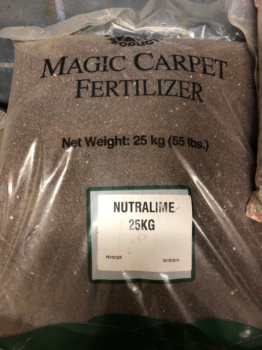 Magic Carpet Pellet Lime (Nutralime) 25kg