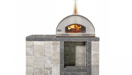 Manchester Rustic Base & Counter w/ Forno