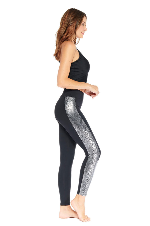 Crocodile X Legging Electric Yoga