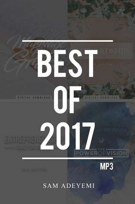 BEST OF 2017 (MP3)