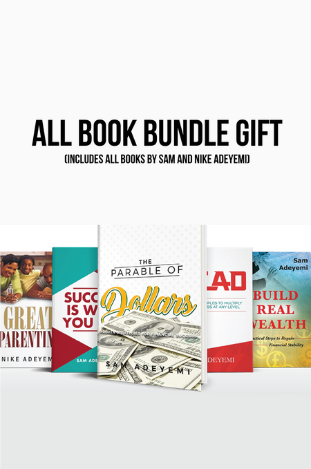 All Book Bundle Gift