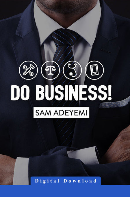 Do Business (MP3)