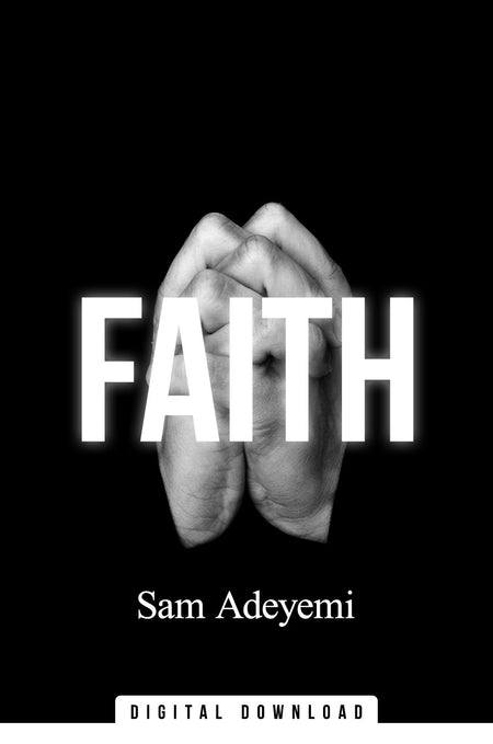 Faith Series (MP3)