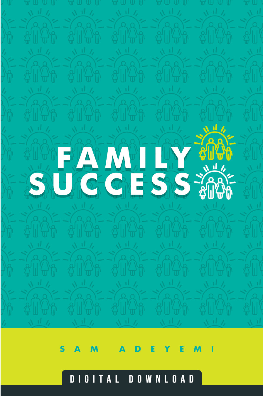 Family Success Series (MP3)
