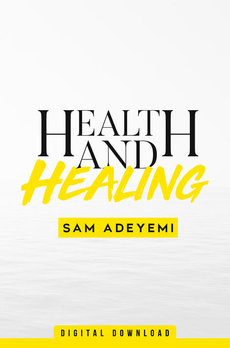 Health and Healing (MP3)