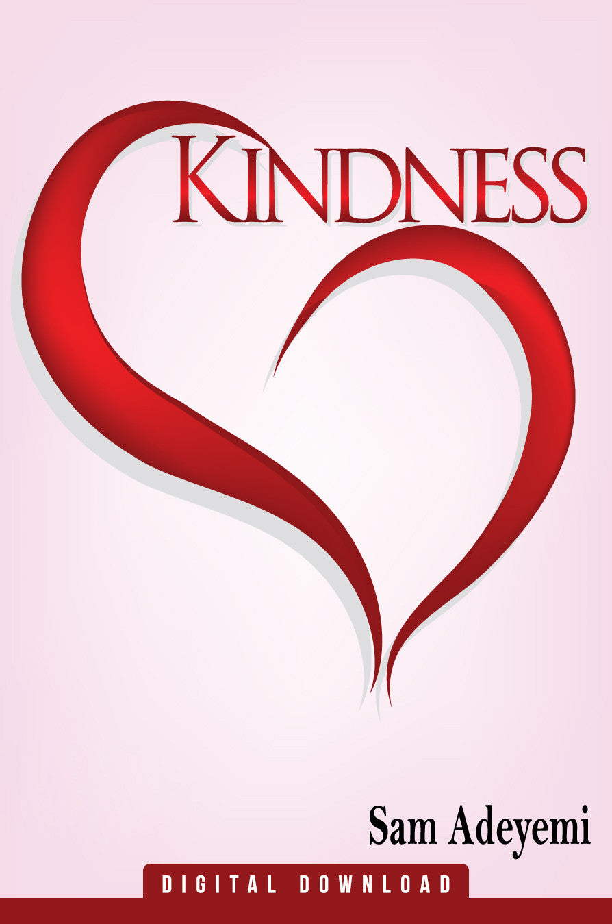 Kindness Series (MP3)