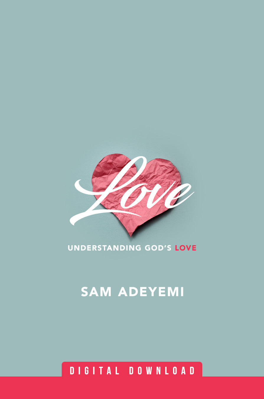 Understanding God's Love (MP3)