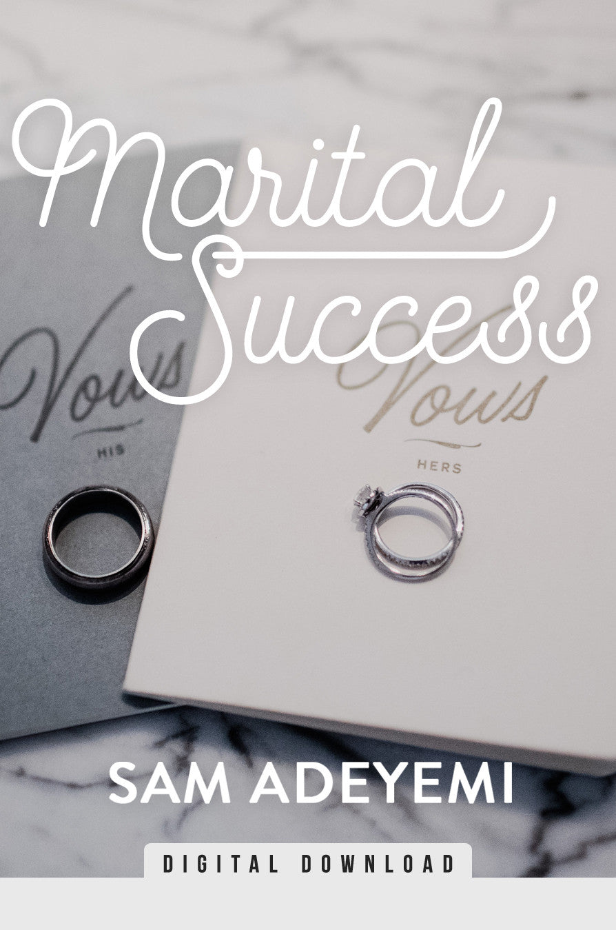 Marital Success (MP3) (NGN Test)