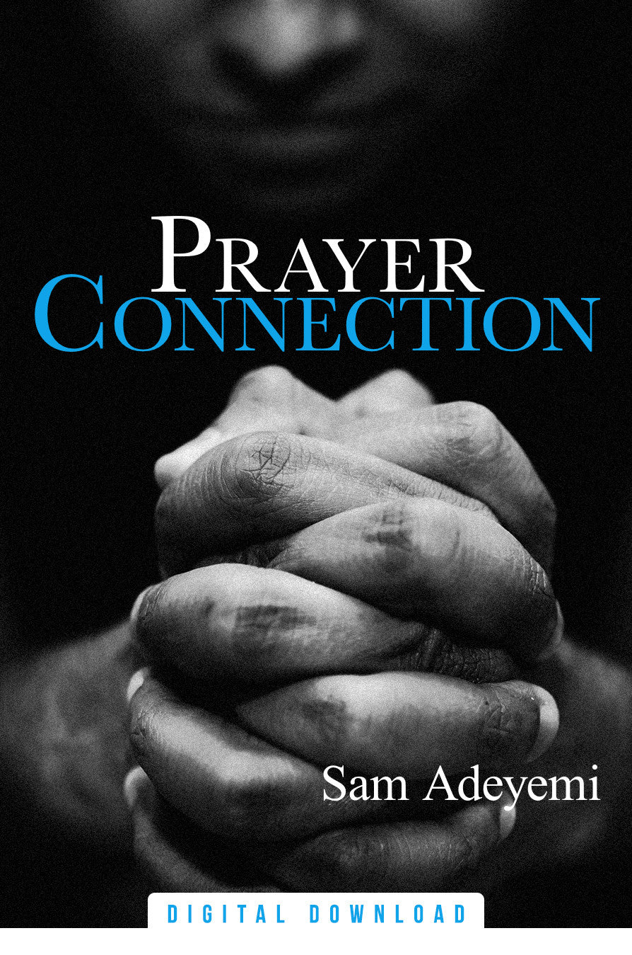 Prayer Connection Series (MP3)