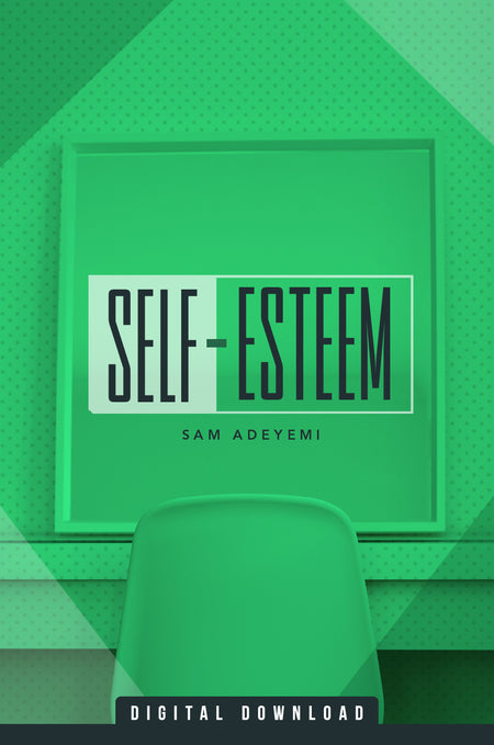 Self Esteem Series (MP3)