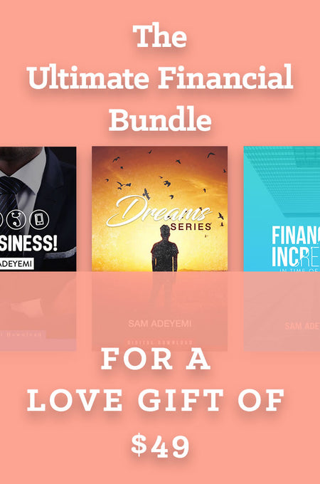 The Ultimate Financial Bundle (MP3)