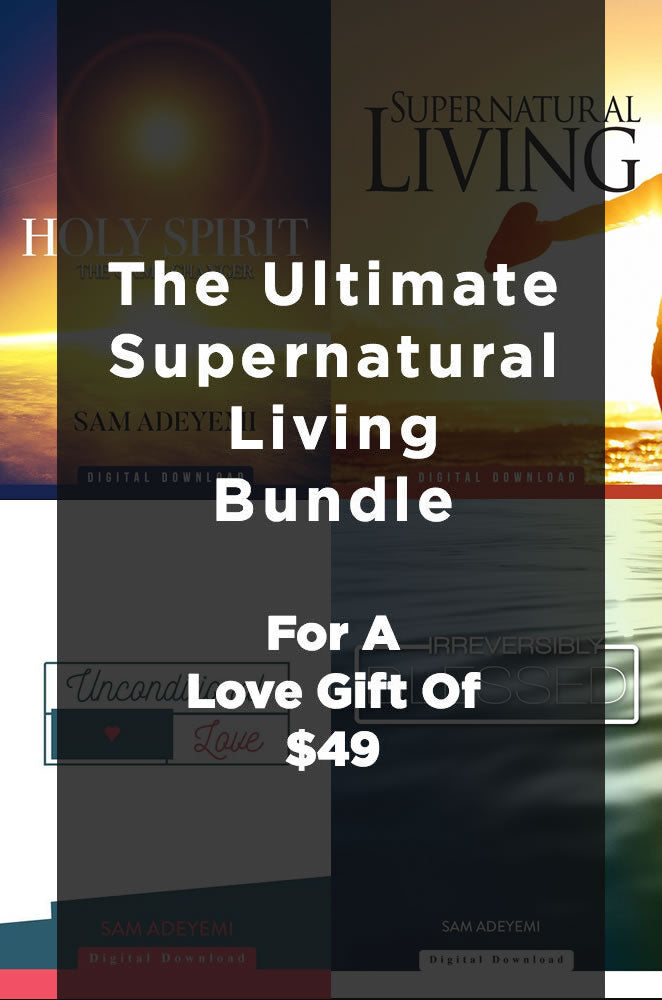 The Ultimate Supernatural Living Bundle (MP3)