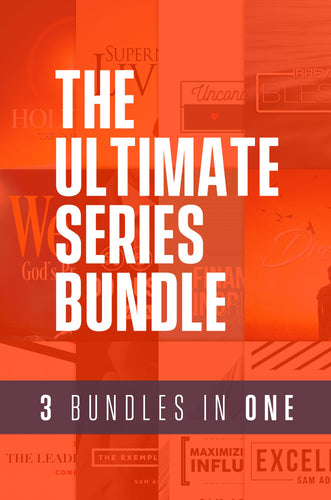 The Ultimate Series Bundle (MP3)