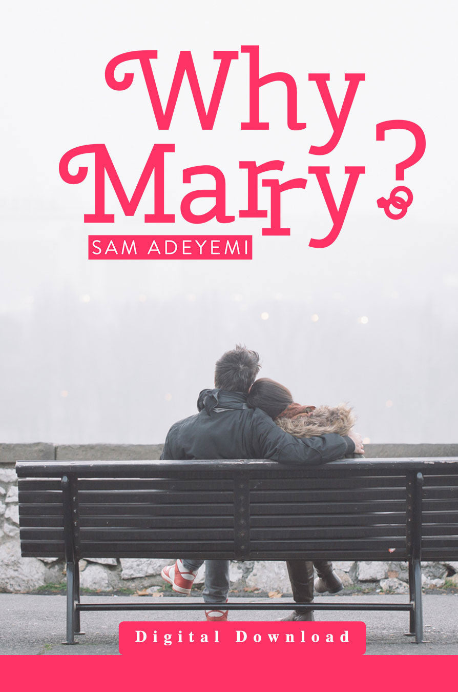 Why Marry Series (MP3)