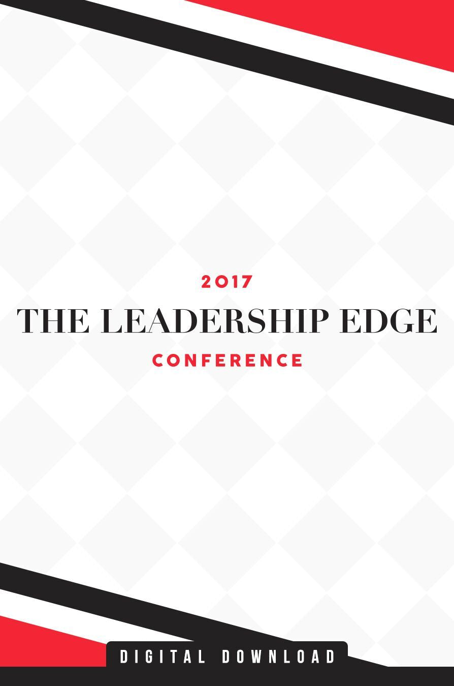 Leadership Edge Conference 2017