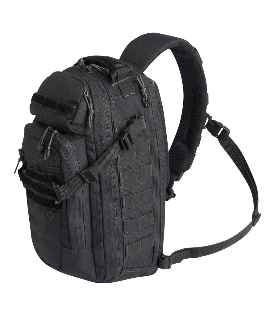 Crosshatch Sling Pack