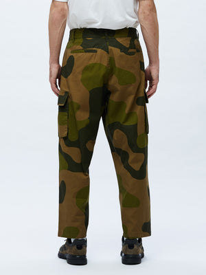 Fubar Big Fits Cargo Pant Oversize Camo | OBEY Clothing