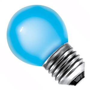 GB15ES-B-BE - 240v 15w E27 Blue