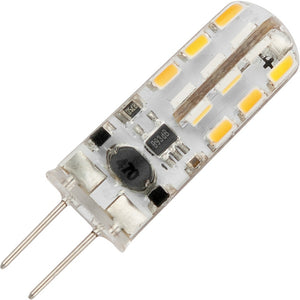 Schiefer 022451235-1 - LED G4 T10.6x35mm 12V 120Lm 1.5W 830 AC/DC Dim