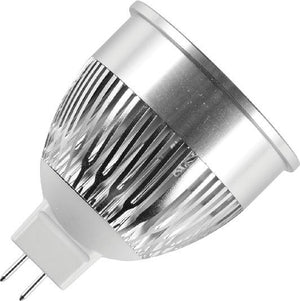 Schiefer 022533123 - LED MR16 GU5.3 PMMA 50x62mm 12V 280Lm 4W 827 38deg AC/DC Non-Dim