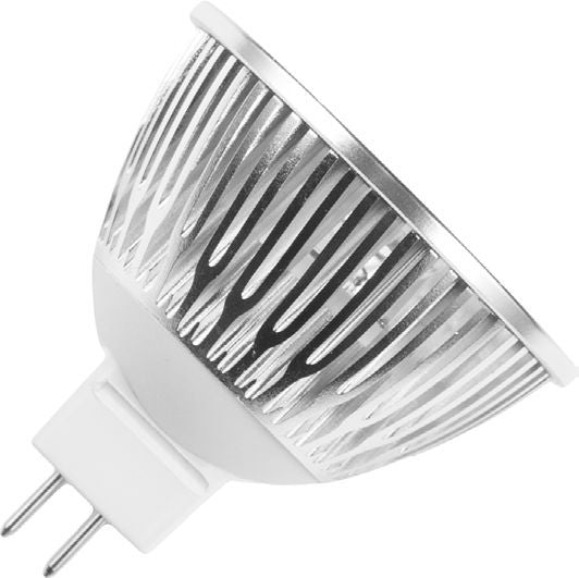 Schiefer 023240400-1 - LED MR16 GU5.3 50x50mm 24V 310Lm 4W 840 45deg DC 30Khrs Non-Dim