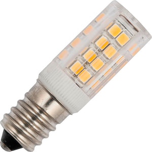 Schiefer 024335737 - LED E14 Tube T16x54mm 230V 300Lm 3W 827 AC Clear Non-Dim