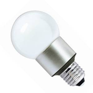 05175-BE - Power LED GLS - 240v 3W E27
