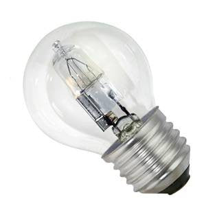 GB42ES-H-CR - 240v 42w E27 45mm Clear Energy Saver