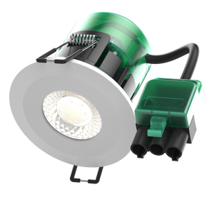Bell 08186 - 7W Firestay LED CCT 3 Way Selectable Colour Switch Downlights - Dim, P&P, 3 Colour, 60° Beam Angle