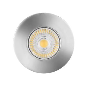 Bell 08200 - Chrome Magnetic Bezel for Firestay CCT 3 Way Selectable Colour Switch Center Tilt LED Downlight