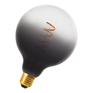 Bailey 142252 - LED Colour Globe E27 4W Black/Clear