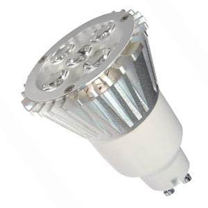 05132-BE - 50mm Intensity LED DIMMABLE 240v 7W GU10