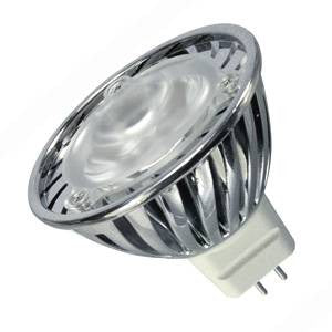 05185-BE - * MR16 Intensity LED - 12v 5W GU5.3