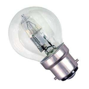 GB28BC-H-BE - Halogen E/S Round 45mm - 240v 28W B22d