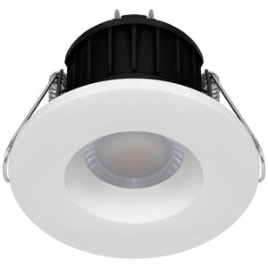 Crompton 12639 - Firesafe All-in-One Integrated LED Downlight • Dimmable • 8.5W • 3000K, 4000K, 6500K