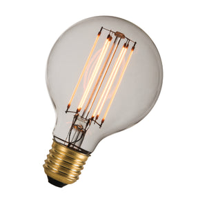 Bailey 80100036121 - LED Filament Deco G80 E27 240V 3W 1800K Clear