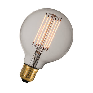 Bailey 80100036125 - LED Filament Deco G125 E27 240V 3W 1800K Clear
