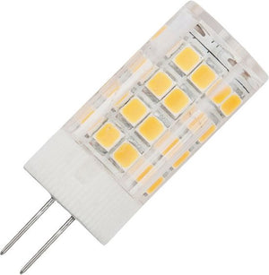 Schiefer L022450327 - LED G4 T17x40mm 12V 300Lm 3W 827 AC/DC Clear Dim