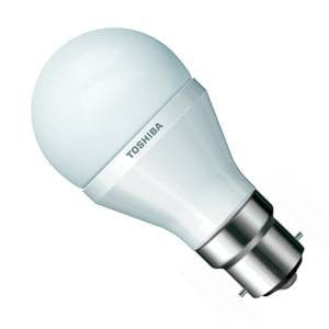 GBL6BC-82DF-TO - 240v 6w B22d LED Frosted 2700K Dimmable