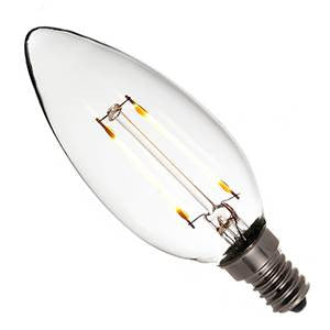 CL3SES-82-CX - 240v 3w E14 Filament LED 2700K 300lm