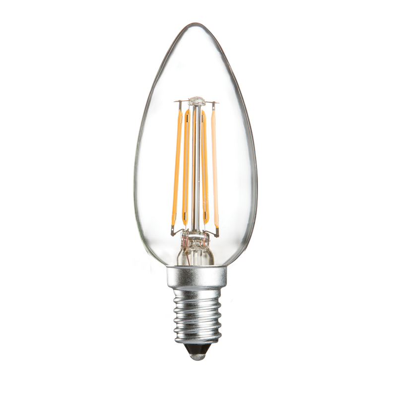 Casell CL4SES-82D-CA - SES 4w Dimmable LED Candle Light Bulb