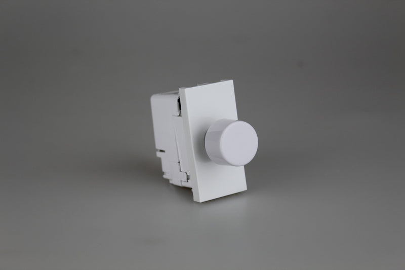 Varilight DKP180W - 2-Way Push-On/Off Rotary LED Dimmer 15-180W (max 20 LEDs)